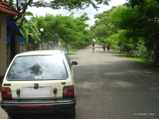 My Maruti 800 DX, which saved me trillion times by Gautam Lahiri