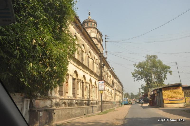 Bandel Imambara, on the banks of Hooghly river at Bandel, West Bengal, India by Gautam Lahiri