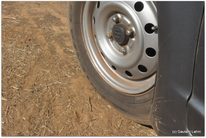The Swift's front tires were all set to touch the seventy-two years old tarmac of the Royal Air Force airfield. Excitement knew no bounds at Joypur jungle, Bankura by Gautam Lahiri