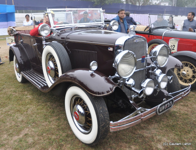 Every bit of this 1931 Chevrolet Big 6 is meticulously maintained to churn out 25 HP, of raw power from her 6 cylinders  at Kolkata, West Bengal, India by Gautam Lahiri