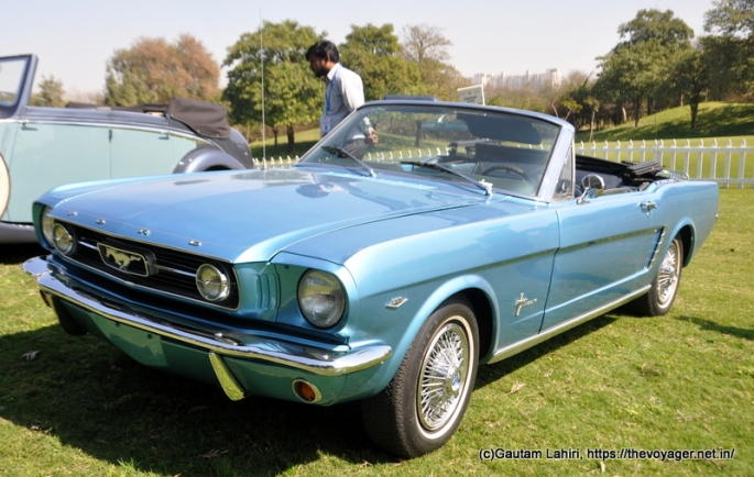 Ford Mustang 1968 convertible