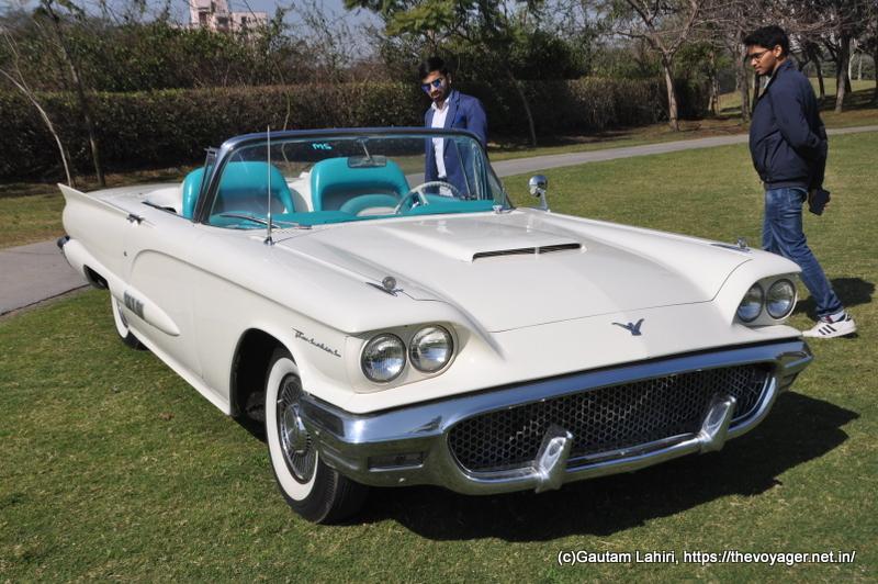 Ford Thunderbird 1959 by Gautam Lahiri